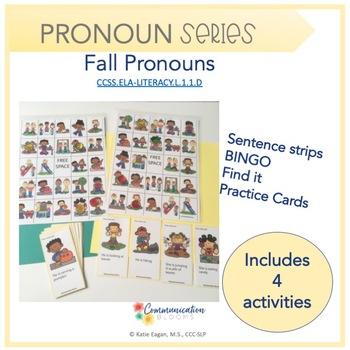 Pronouns {FALL EDITION}