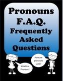 Grammar Worksheets - Pronouns
