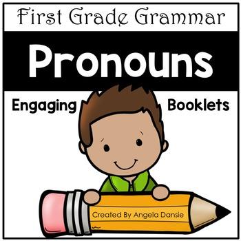 Pronouns (First Grade Grammar)