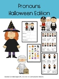 Pronouns {Halloween Edition} FREEBIE