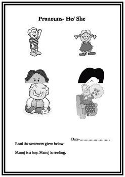 Pronouns-He-She
