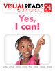 Pronouns I. 04 She is (actions). Reading Book+Workbook+Flashcards