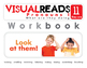 Pronouns I. 11 They are (senses). Reading Book+Workbook+Flashcards