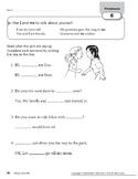 "Pronouns ""I"" and ""Me"""