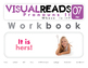 Pronouns II. 07 Her (objects). Reading Book+Workbook+Flashcards