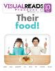 Pronouns II. 10 Their (food). Reading Book+Workbook+Flashcards