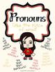 Pronouns Language Arts Packet