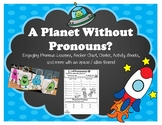 Pronouns Lessons, Anchor Chart, Centers, Craft, and more!!!