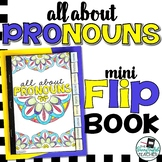 Pronouns Mini Flip Book
