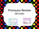Pronouns QR Code Review