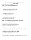 Pronouns Quiz Two