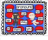 Pronouns SMARTBoard Senteo Lesson