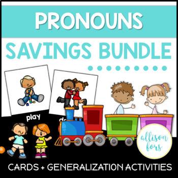 Pronouns Savings Bundle