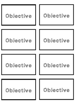 Pronouns (Subjective and Objective) Quiz Quiz Trade