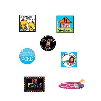 Pronouns Task Cards (sped/autism)