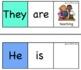 Pronouns & Verbs Galore