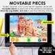 Summer Beach Pronouns Verbs Simple Sentences Wh Questions REAL PHOTOS 6