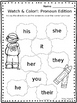 PowerPoint Game- Pronouns - Watch & Color - Engaging & Fun!