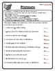 Pronouns Worksheet Pronouns Practice Pronouns I, Me, Us, and We Pronouns  #3