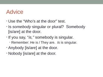 Pronouns and 3 Common Pronoun Problems