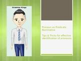 Pronouns as Predicate Nominatives - Identification Tips & Tricks