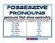 Pronouns blue