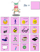 Pronouns (he,she,her,his) and Articulation (R, L, TH, S-blends) Worksheets