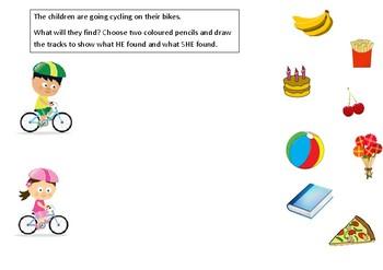 Pronouns on Bikes