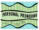 Pronouns - poster and practice