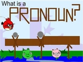 Pronouns with Birds
