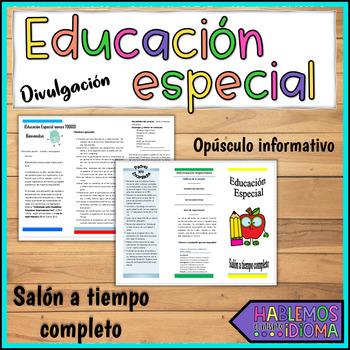 Prontuario Educación Especial_Opúsculo STC