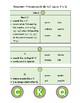Spanish Pronunciation: Hard C, K & Q - Rules, Practice Sheet & Flashcards