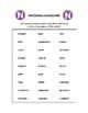 Pronunciación - Letras N y Ñ // Spanish Pronunciation - Letters N & Ñ