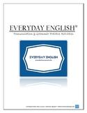 Pronunciation & Grammar Practice Activities