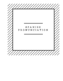 Pronunciation Guide with Tongue Twisters