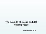 Pronunciation Lab #11
