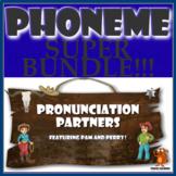 ★ Pronunciation Partners Articulation SUPER BUNDLE!!! (ove