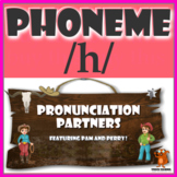 ★ Pronunciation Partners - /h/ Articulation Word Search ★