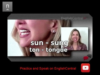 Pronunciation Practice Presentation (Consonants)