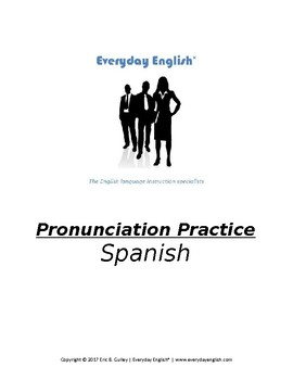 Pronunciation Practice (Spanish)