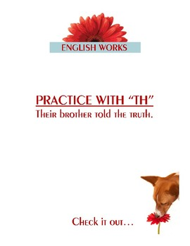 "Pronunciation Practice with ""TH"""