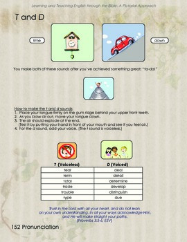 Pronunciation of Past Tense Verbs