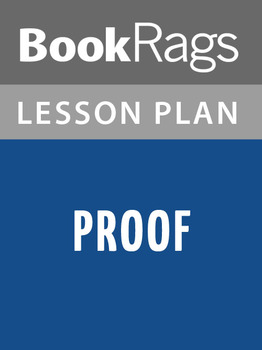 Proof Lesson Plans