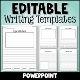 Proofreading Checklist Writing Template