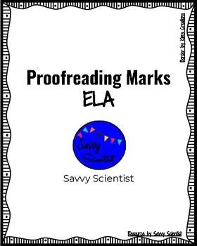 Proofreading Marks-ELA