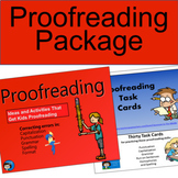 Proofreading Package