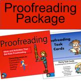 Proofreading Bundle