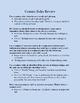 Proofreading Practice: Commas, Apostrophes & Semicolons