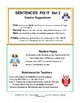 Proofreading | SENTENCES FIX IT 2 | Plurals, Spelling, Adj