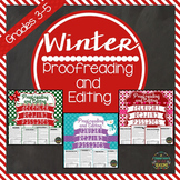 Proofreading and Editing Bundle: Winter Edition